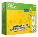 GEOlino Experimentierset Naturwissenschaften