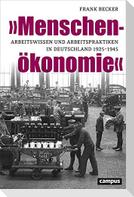 »Menschenökonomie«