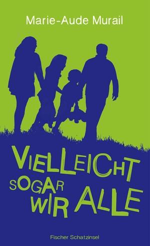 Marie-Aude Murail / Tobias Scheffel. Vielleicht sogar wir alle. FISCHER KJB, 2012.
