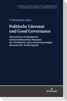 Politische Literatur und Good Governance