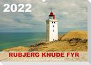 Rubjerg Knude Fyr (Wandkalender 2022 DIN A3 quer)