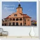 Unterwegs in und um Kronstadt (Premium, hochwertiger DIN A2 Wandkalender 2022, Kunstdruck in Hochglanz)
