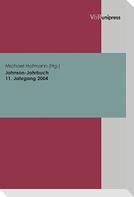 Johnson-Jahrbuch 11. Jahrgang 2004