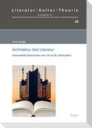 Architektur liest Literatur