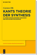 Kants Theorie der Synthesis