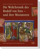 Die Weltchronik des Rudolf von Ems - und ihre Miniaturen