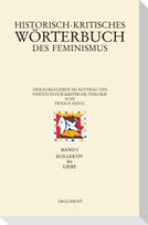 Historisch-kritisches Wörterbuch des Feminismus 3