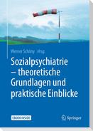 Sozialpsychiatrie - theoretische Grundlagen und praktische Einblicke