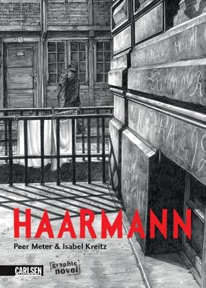 Peer Meter / Isabel Kreitz. Haarmann. Carlsen, 2010.
