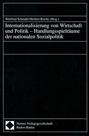 Schmähl, Winfried / Herbert Rische (Hrsg.). Inter