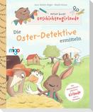 Meine bunte Geschichtengirlande. Das Oster-Trio ermittelt