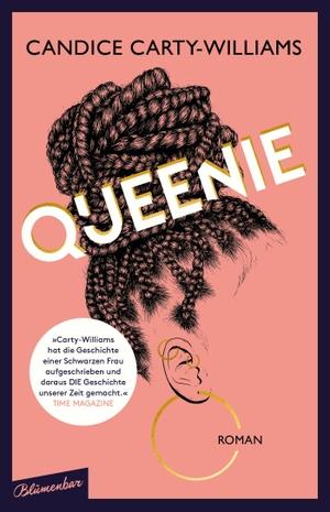 Carty-Williams, Candice. Queenie. Blumenbar, 2020.