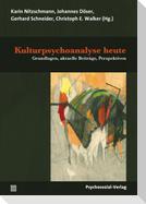 Kulturpsychoanalyse heute