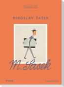 Miroslav Sasek - Zeichner der Welt (Bibliothek der Illustratoren)