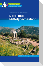 Nord- und Mittelgriechenland Reiseführer Michael Müller Verlag