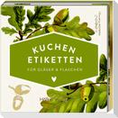 Küchen-Etiketten für Gläser und Flaschen (Eichenblätter, Hölker Küchenpapeterie)