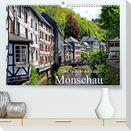 Eine Perle in der Eifel - Monschau (Premium, hochwertiger DIN A2 Wandkalender 2022, Kunstdruck in Hochglanz)