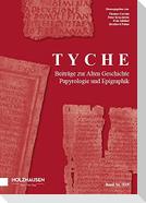 Tyche - Band 34 (2019)
