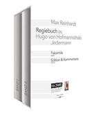 """Regiebuch zu Hugo von Hofmannsthals """"Jedermann"""""""