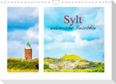 Sylt - malerische Ansichten (Wandkalender 2022 DIN A4 quer)