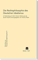 Die Rechtsphilosophie des deutschen Idealismus