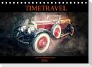 TIMETRAVEL (Tischkalender 2022 DIN A5 quer)