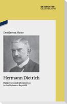 Hermann Dietrich