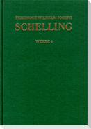 Friedrich Wilhelm Joseph Schelling: Historisch-kritische Ausgabe / Historisch-kritische Ausgabe. Im Auftrag der Schelling-Kommission der Bayerischen Akademie der Wissenschaften / Werke
