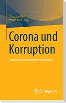 Corona und Korruption