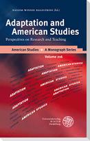 Adaptation and American Studies