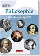 DIE ZEIT Philosopie Kalender 2022