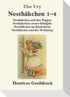 Nesthäkchen Gesamtausgabe in drei Großdruckbänden (Großdruck)