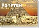 Ägypten - Eine Entdeckungsreise (Tischkalender 2022 DIN A5 quer)