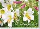 Die Königslilie (Tischkalender 2022 DIN A5 quer)