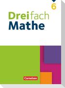 Dreifach Mathe 6. Schuljahr - Schülerbuch
