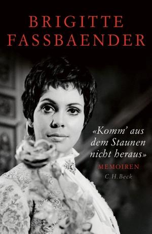 Brigitte Fassbaender. 'Komm' aus dem Staunen nicht heraus' - Memoiren. C.H.Beck, 2019.