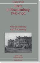 Justiz in Brandenburg 1945 - 1955