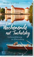 Ein Wochenende mit Tucholsky