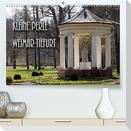 Kleine Perle Weimar-Tiefurt (Premium, hochwertiger DIN A2 Wandkalender 2022, Kunstdruck in Hochglanz)