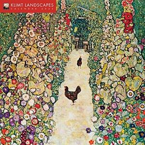 Flame Tree Studio (Hrsg.). Klimt Landscapes Wall Calendar 2022 (Art Calendar). FLAME TREE PUB, 2021.