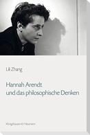 Hannah Arendt und das philosophische Denken