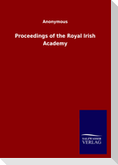 Proceedings of the Royal Irish Academy