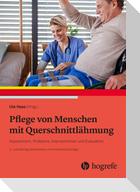 Pflege von Menschen mit Querschnittlähmung