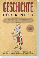 Geschichte für Kinder: Das große 4 in 1 Buch