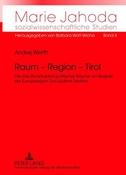 Raum - Region - Tirol