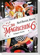 Die Magischen Sechs - Kalagans Rache