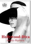 Hollywood-Diva. Audrey Hepburn (Wandkalender 2022 DIN A4 hoch)
