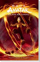 Avatar - Der Herr der Elemente: Das Artwork der Animationsserie