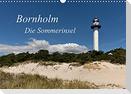 Bornholm - Die Sommerinsel (Wandkalender 2022 DIN A3 quer)