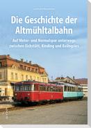 Die Altmühltalbahn